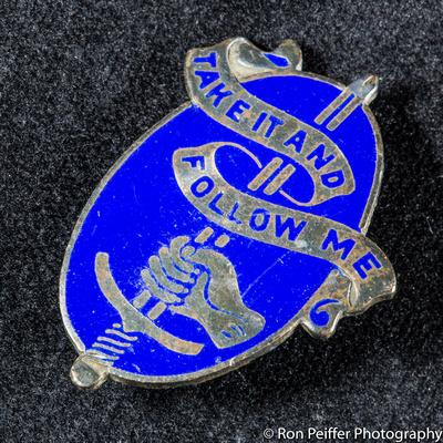 Battalion Pin