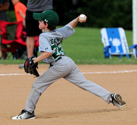 Green Hornets vs. Bulldogs June 17, 2018